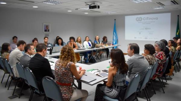 SEMA participa de reunião do Comitê Gestor do projeto CITinova